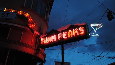 Twin Peaks Tavern, 2011; Photo by Al Barna