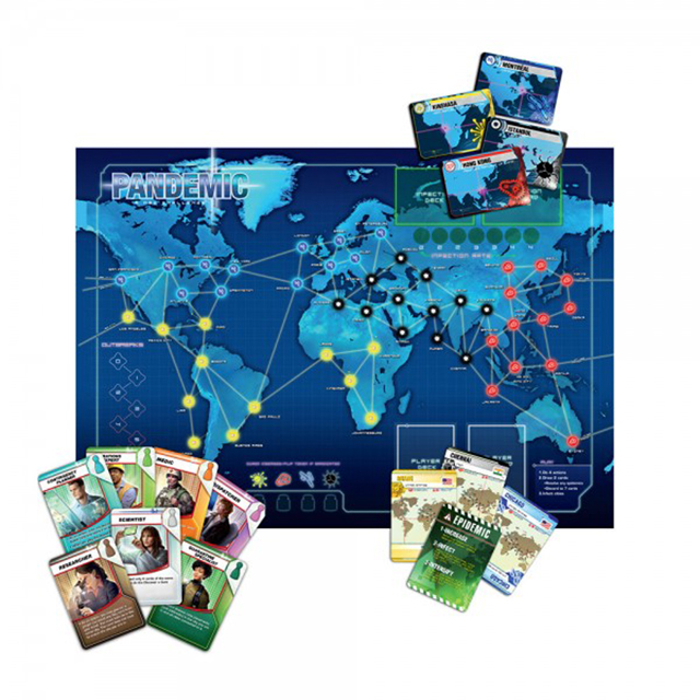 treat ebola anxiety with pandemic board game kqed arts