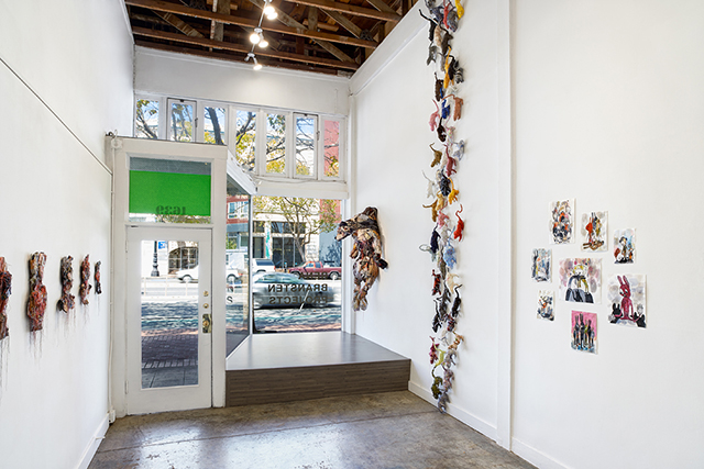 Installation view <i>Robb Putnam: Foundlings</i>, 2014; Photo by John Janca, Courtesy of Rena Bransten Projects
