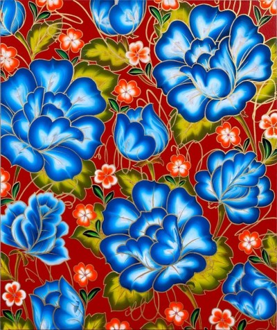 """Te Amo"" by Jet Martinez, mixed-media on panel, 2014"