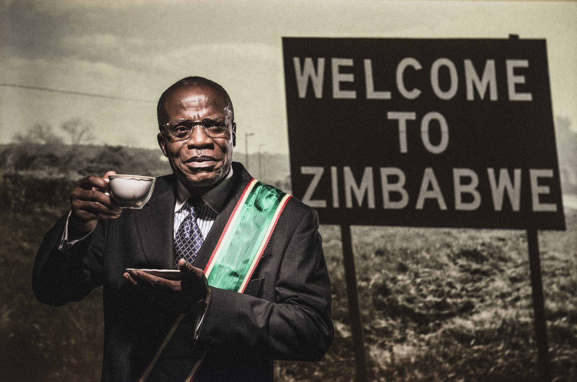 'Breakfast with Mugabe'