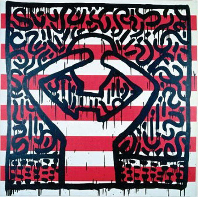 Keith Haring, Untitled, c. 2014, Keith Haring Foundation