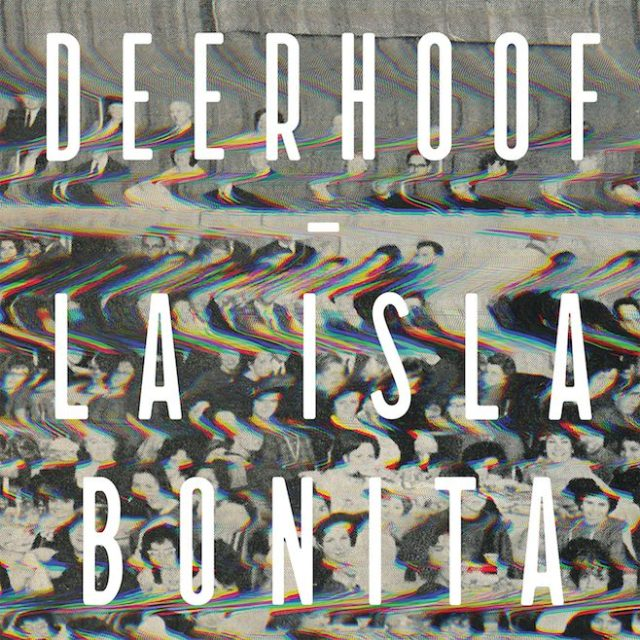 Album cover for La Isla Bonita, released November 4th on Polyvinyl Records.