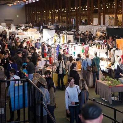 SF Winter 2013 Renegade Craft Fair by Sarah Deragon