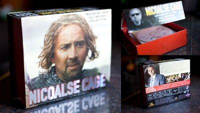 """Nicoalse Cage All Movies Collection"""