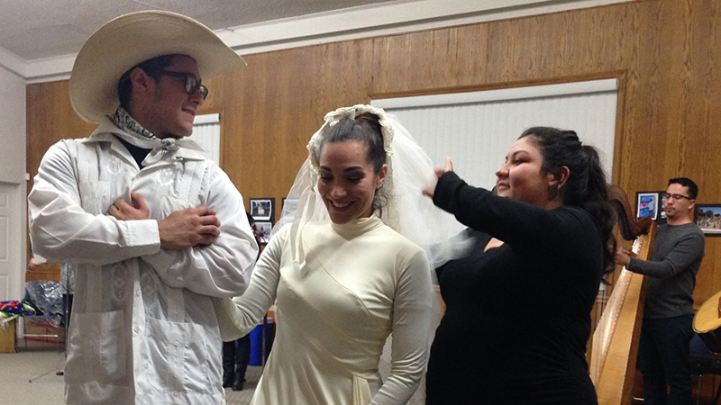 <i>El Bracero</i> is a story of love and struggle told through opera and mariachi.