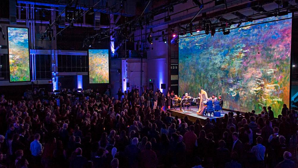 SoundBox premieres on Dec. 13, 2014. (Photo: Stefan Cohen)