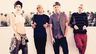 A reunited No Doubt is one of the few 1990s bands at this year's BottleRock.