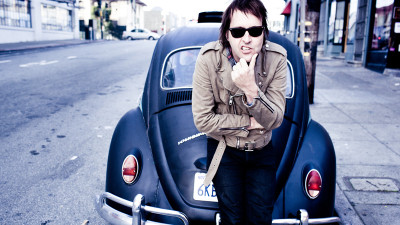 Chuck Prophet's new album Night Surfer paints a dystopian future for San Francisco. (Photo: Charlie Homo)