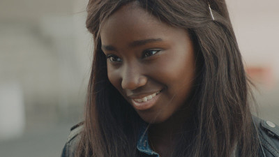 Karidja Toure in Girlhood.