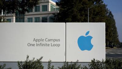 Apple Campus, One Infinite Loop, 2015