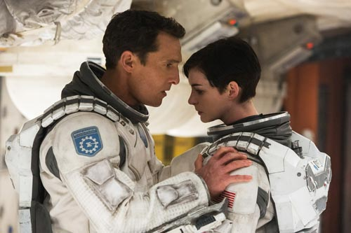 'Interstellar,' though well-received, picked up nominations only for technical awards.