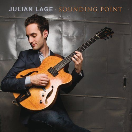 Lage's debut album, 'Sounding Point,' which was nominated for a Grammy Award.