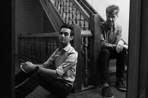 Julian Lage and Nels Cline met through a mutual affection for the late jazz legend Jim Hall; their latest album, 'Room,' is dedicated to him. (Photo: Justin Camerer)