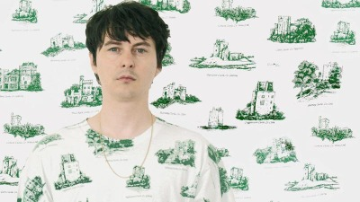 Noah Lennox, a.k.a. Panda Bear, is featured in this month's mix.
