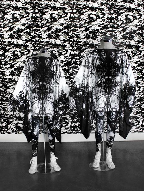 Works by Rhonda Holberton, 2014; Courtesy Pro Arts, Oakland