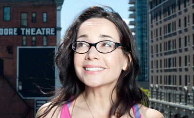 Janeane Garofalo and pals read other celebrities' unintentionally hilarious memoirs aloud to intentionally hilarious effect in Celebrity Autobiography.