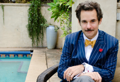 Paul F. Tompkins and friends deliver hilarious old-fashioned serials in The Thrilling Adventure Hour.