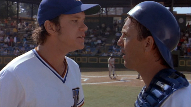 Still from Bull Durham.