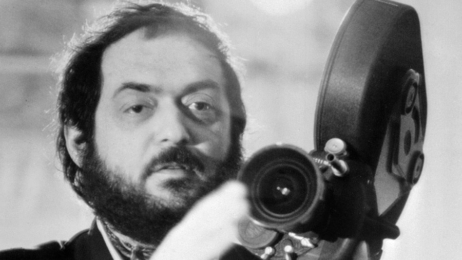 Undated file picture of US director Stanley Kubrick.