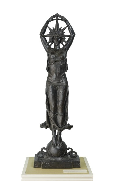 Alexander Stirling Calder, Star Maiden, 1915. Collection of Jacque Giuffre and William Kreysler. Courtesy of Fine Arts Museums of San Francisco. Photo: Randy Dodson