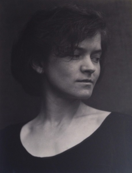 Edward Weston, Portrait of Sonya, ca. 1930. (Courtesy Weston Gallery, Carmel)