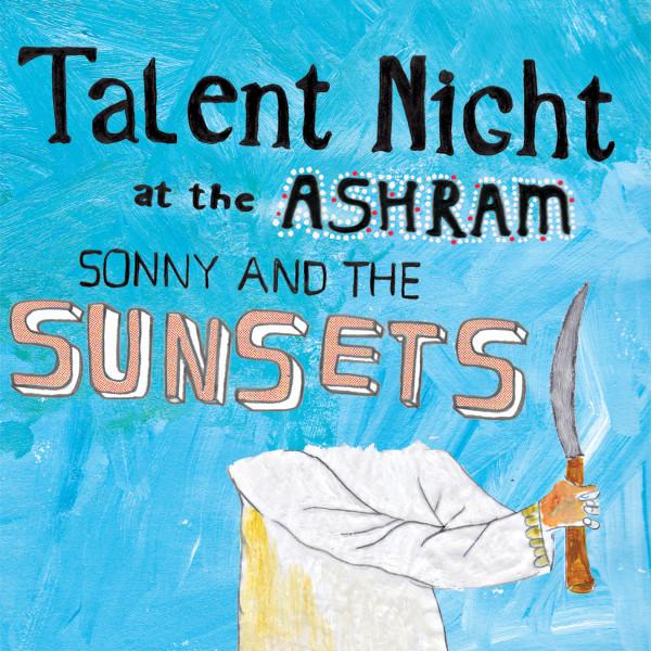 Talent Night at the Ashram.