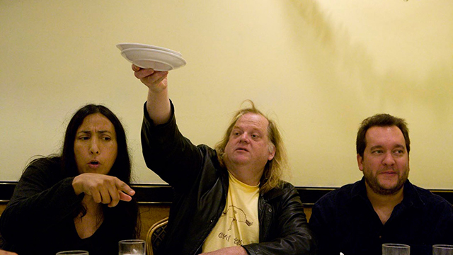 Jonathan Gold in City of Gold (Courtesy of the Sundance Institute)