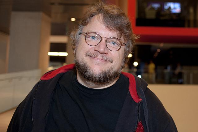 Guillermo del Toro (Courtesy of the San Francisco Film Society)