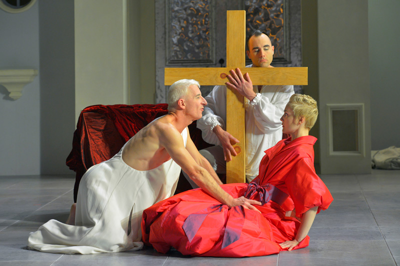 a satire of religious figures in tartuffe a play by moliere