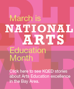 March is National Arts Eduction Month