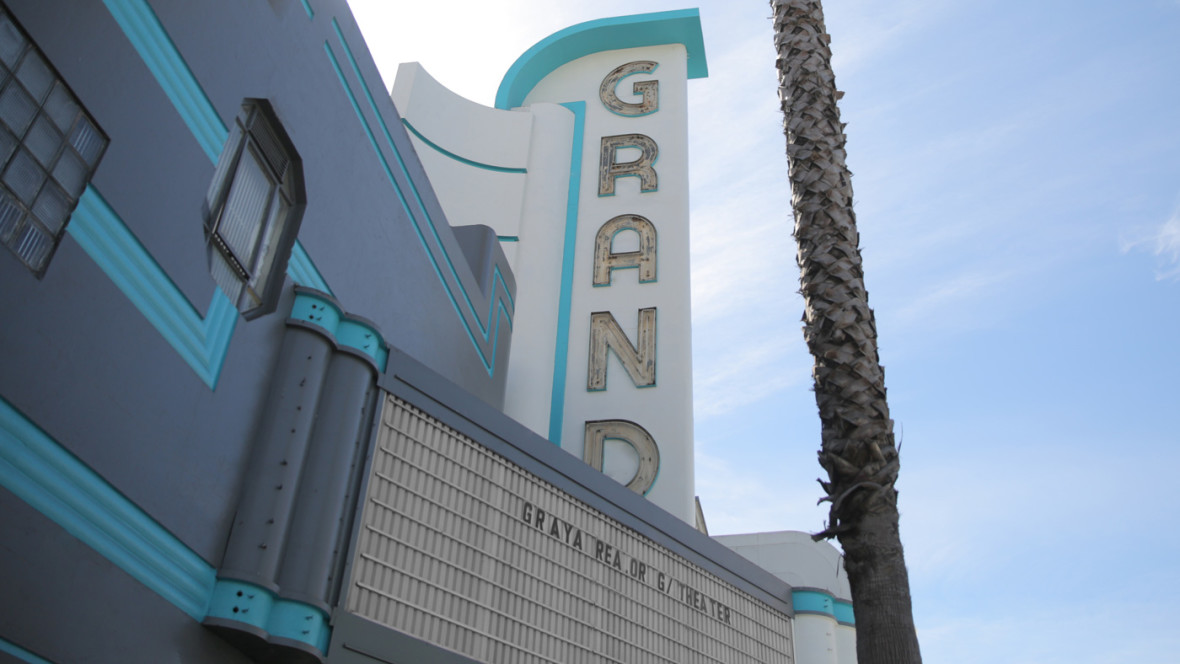The Grand Theater on Mission Street. (Photo courtesy Gray Area Foundation)