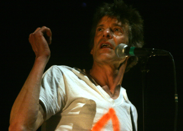 Paul Westerberg at the Masonic, April 13, 2015. (Photo: Gabe Meline)