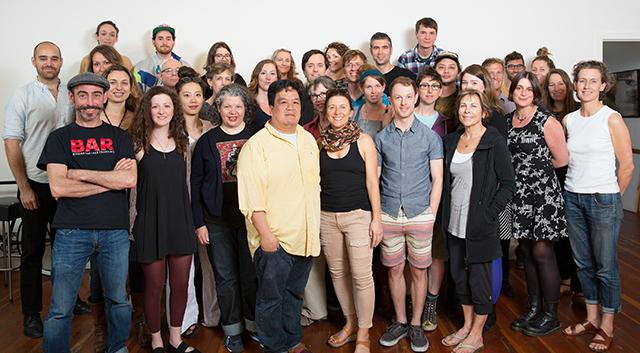 Members of Studio 17. (Courtesy of Studio 17)