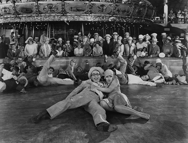 Scene from Speedy, 1929. (Courtesy of the San Francisco Silent Film Festival)