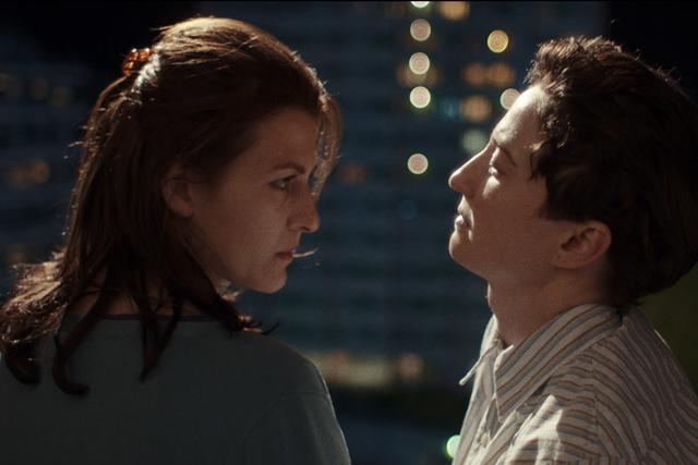 Alba Rohrwacher in a scene from Laura Bispuri's Sworn Virgin. (Courtesy of the San Francisco International Film Festival)