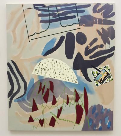 Micah Wood, Scéne, 2015. (Courtesy of the artist)