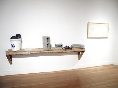 Lee Lavy, installation view. (Courtesy of Berkeley Art Center)