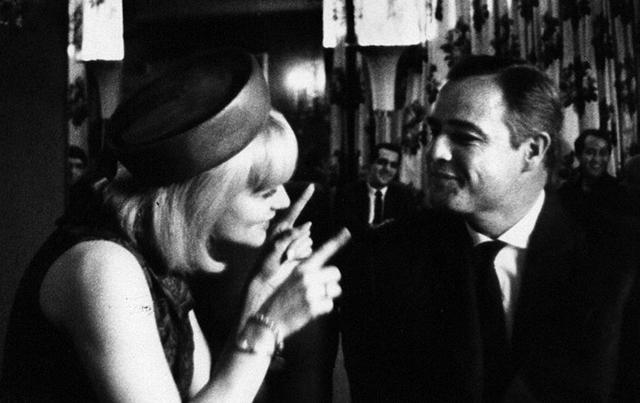 Meet Marlon Brando, 1966. (Courtesy of Maysles Films)