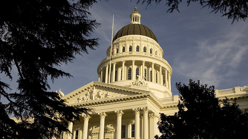 California State Capitol (Photo by David Paul Morris/Getty Images)