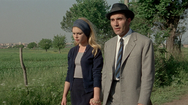 Still from <i>Contempt</i>. (Courtesy of Studio Canal)