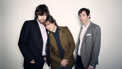 The Mountain Goats - John Darnielle, Jon Wurster, Peter Hughes, June 7, 2012.