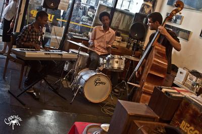 Oakland Future Trio will play at Vamp.