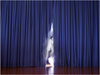 """Smoke Screen"" by Tammy Rae Carland, 2013. (Courtesy of of the artist and Jessica Silverman Gallery)"