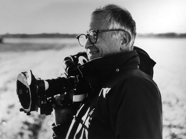 Albert Maysles. (Courtesy of Maysles Films)