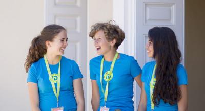 Alexa Cafe All-Girls Tech Camp