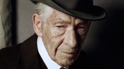 Sir Ian McKellan in <i>Mr. Holmes</i>