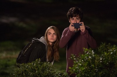 Scene from <i>Paper Towns</i>