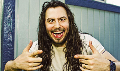 Pizza Party With Andrew W.K.