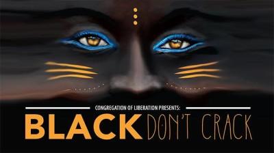 Black Don't Crack flyer
